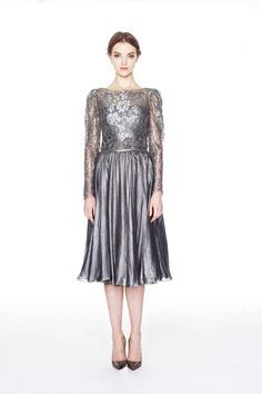 Marchesa | Collections | Marchesa | Pre-Fall 2014 | Collection #21