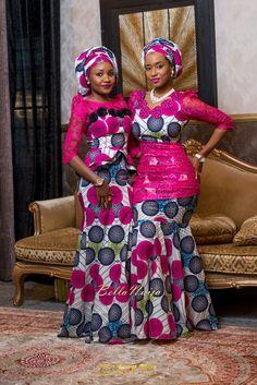 60 of the Latest Hausa Ankara & Aso-Ebi Styles in 2018 African Fashion Designers, African Fashion Ankara, Latest African Fashion Dresses, African Print Fashion, Africa Fashion, African Bridesmaid Dresses, African Dresses For Women, African Attire, African Blouses