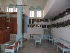 Synagogue in Sousse, Tunisia