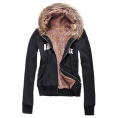 fe740d7cfb2 New 2016 Fashion Winter Autumn Women s Cotton Warm Sweatshirts Nagymaros  collar Hooded Casual Jackets Coat-in Hoodies   Sweatshirts from Women s  Clothing ...