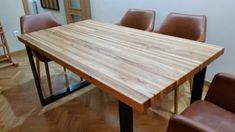 Madera Maciza – JCea Dining Table, Rustic, Furniture, Home Decor, Solid Wood, Oak Table, Solid Oak, Mesas, Country Primitive