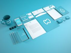 Lara Ribeiro Dental Clinic Re-Branding