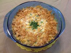From Our Thrifty Couple Kitchen: Recipe for Baked Corn Casserole