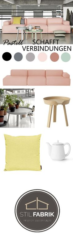Wohnung in Pastell Blog - Wohnzimmer Weis Turkis