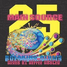 Breaking Atoms 25 Mix - Main Source | DJ Hellee Hooper Anniversary Mixtape im Stream | Atomlabor Blog | Dein Lifestyle Blog aus Wuppertal