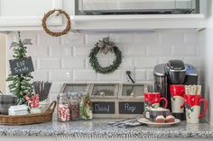 Christmas In My Farmhouse Kitchen - Worthing Court