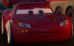 """""""docaintdead: """"I never noticed until watching it on a laptop screen, that when Lightning is saying goodbye to Sally + the town he has huge tears welling up 😞 """" W H A T """" Disney Cars Movie, Disney Cars Party, Pixar Movies, Car Party, Dragon Knight, Car Memes, Lightning Mcqueen, How To Train Your Dragon, Baby Disney"""