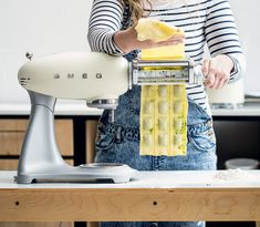 Win one of two SMEG stand mixers and accessories worth 000 each
