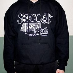 Soccer girl probs sweatshirt