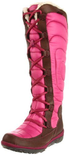 Timberland Women`s Crystal Mountain Tall Lace-Up Boot $59.99