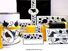 Anni Arts Thanksgiving Printable Crafts - ANNI ARTS CRAFTS