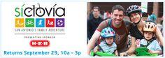 Siclovia - YMCA of Greater San Antonio