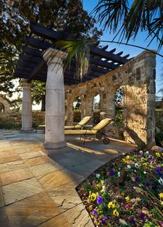 Tuscan Style Backyard For The Home Pinterest Tuscan Style Backyard And Scottsdale Arizona