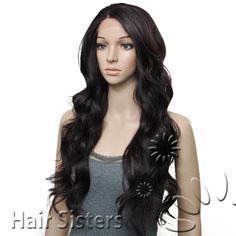 MODEL MODEL SYNTHETIC NATURAL PART LACE FRONT WIG MIKAELA