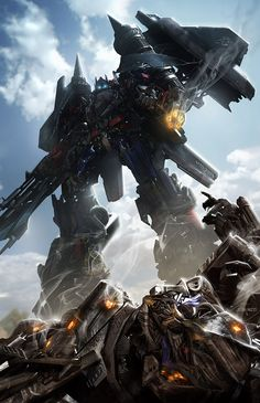 by Josh Nizzi. #Transformers #Decepticons #Autobots