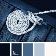 azul claro, azul medianoche, azul oscuro y blanco, azul turquí, blanco y azul oscuro, color azul navy, color azul oscuro, combinación de colores, elección del color, matices del azul oscuro, paleta de colores monocromática, paleta del color azul oscuro monocromática, selección de
