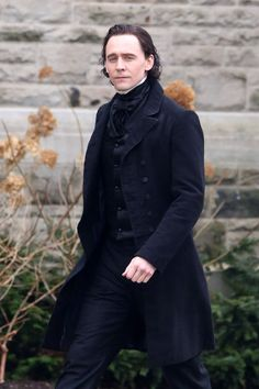 Tom in black curly hair. What else does we want???