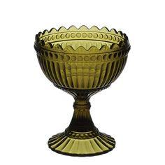 Mariskooli in moss green. Glass Molds, Carnival Glass, Big Houses, Helsinki, Serving Bowls, Decorative Bowls, Tableware, Green, Inspiration
