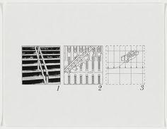 Bernard Tschumi - The Manhattan Transcripts Project, New York, New York, Episode 1: The Park