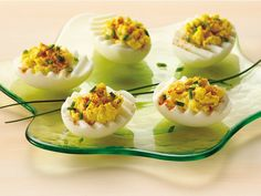 Add creamy richness and herbal accents to these foolproof appetizers with flavored cream cheese. Yum!