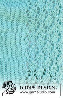 DROPS Pattern Library: Pitsineuleet