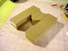 Cardboard Letters!!