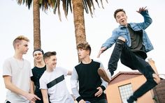 As a on Season 14 of American Idol, Daniel Seavey sometimes appeared in over his head. He's now embarked on a new endeavor, as a member of a five-guy boy band called Why Don't We. Zach Herron, Corbyn Besson, Jack Avery, Cute Celebrities, Celebs, Fangirl, Why Dont We Imagines, Why Dont We Band, Jonah Marais