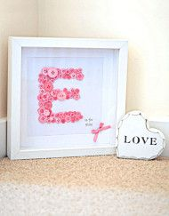 Button_Letter_E_Framed