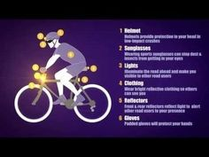 Cycle safety video