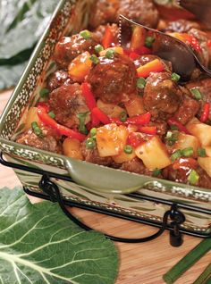 temp-tations® by Tara: Game-Changer: Sweet and Sour Meatballs