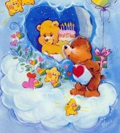 Birthday & Tenderheart Bear