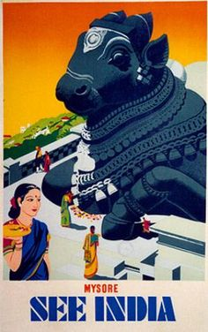 India travel poster | Tumblr