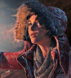"""R I S E !""   Lara Croft Rise of the Tomb Raider"