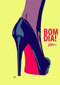 Ei! Bom dia!  #ingriffe #moda #fashion #tendencias #estilo #streetstyle #look…