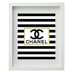 SALE 50Chanel illustration // Chanel printable/ by untoquedeangel, €1.90
