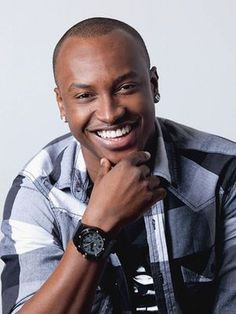 Thiago André Barbosa, better known as Samba/Pagode singer Thiaguinho, ex-lead singer of the group Exaltasamba