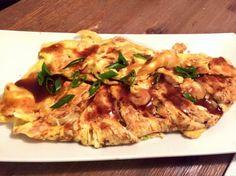 Chinese Shrimp Omelette