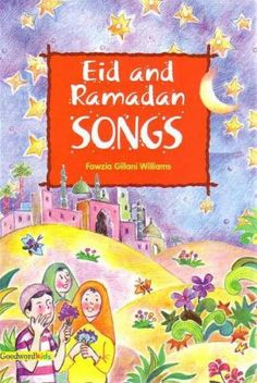 Eid and Ramadan Songs by Fawzia Gillani-Williams Paperback Islamic Story Book at just £3.99 only. https://www.theorientuk.com/collections/ramadan/products/eid-and-ramadan-songs-by-fawzia-gillani-williams-paperback-islamic-story-book