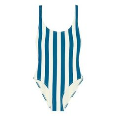 SOLID & STRIPED The Anne-Marie swimsuit (230 AUD) ❤ liked on Polyvore