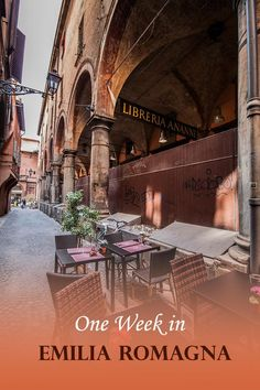 Travel tips for Italy – Check out Emilia Romagna for a One Week Holiday Itinerary: 4 Great Activities You Have To Try on your vacations!