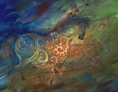"""""""Scythian Dream"""" par Helena Nelson-Reed"""