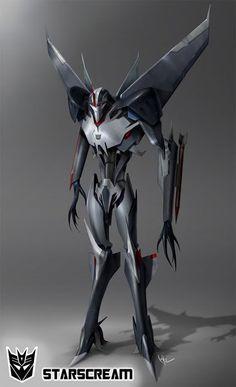 •Transformers Prime - Starscream