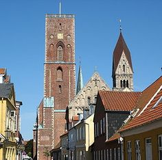 Ribe Cathedral - Wikipedia, the free encyclopedia