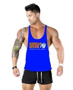 faf07f348e26a Men s Bodybuilding Clothing and Fitness Tank Tops Bodybuilding Clothing
