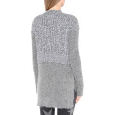 Shop the Chunky Stitch Crew Neck Jumper by Stella Mccartney at the official…