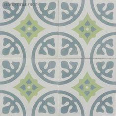 Cement Tile Shop - Encaustic Cement Tile Camryn