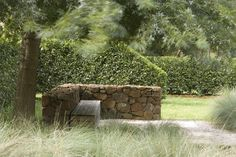 garden Seating Nature - interview with peter fudge Landscape Architecture, Landscape Design, Garden Design, Garden Art, Garden Ideas, Formal Gardens, Outdoor Gardens, Outdoor Life, Outdoor Ideas