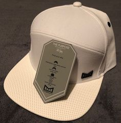 Melin Brand Luxury Hat The Vision White  fashion  clothing  shoes   accessories   f63a3e8875d