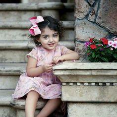 The World Cutest Baby - Anahita Hashemzadeh - My Baby Smiles Cute Baby Girl Photos, Cute Kids Pics, Cute Little Baby Girl, Beautiful Baby Girl, Cute Baby Pictures, Beautiful Kids, Sweet Girls, World's Cutest Baby, World's Cutest Girl