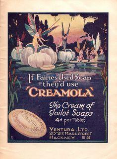 Soap ad 1924